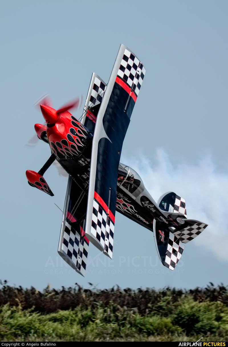 Skip Stewart Airshows N540S aircraft at Cleveland - Burke Lakefront