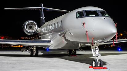 M-PLUS - Private Gulfstream Aerospace G650, G650ER