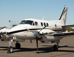 N200RE - Private Beechcraft 90 King Air