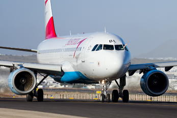 OE-LBL - Austrian Airlines/Arrows/Tyrolean Airbus A320