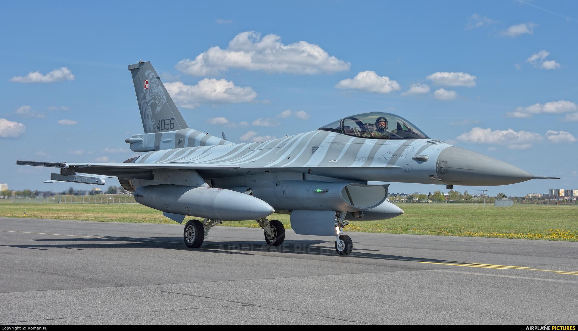 Poland - Air Force 4056 aircraft at Bydgoszcz - Szwederowo