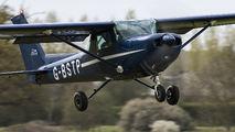 G-BSTP - Lydd Aero Club Cessna 152 aircraft
