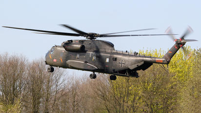 84+49 - Germany - Air Force Sikorsky CH-53 Sea Stallion