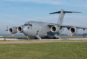 080001 - Hungary - Air Force Boeing C-17A Globemaster III aircraft