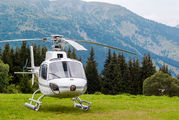 F-GYRJ - Private Aerospatiale AS350 Ecureuil / Squirrel aircraft
