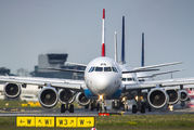 OE-LBR - Austrian Airlines/Arrows/Tyrolean Airbus A320 aircraft