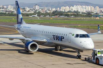 PP-PJR - Trip Linhas Aéreas Embraer ERJ-190 (190-100)