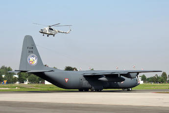 3616 - Mexico - Air Force Lockheed C-130H Hercules