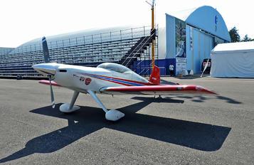 N728HR - FlyersTeam Seagull Models Harmon Rocket III