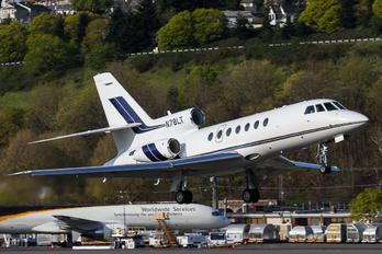 N78LT - Private Dassault Falcon 50