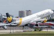 G-TCDG - Thomas Cook Airbus A321 aircraft