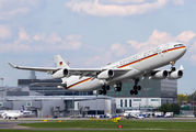 16-01 - Germany - Air Force Airbus A340-300 aircraft