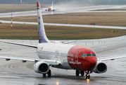 LN-NGT - Norwegian Air Shuttle Boeing 737-800 aircraft