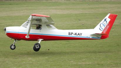 SP-KAY - Aeroklub Ziemi Lubuskiej Cessna 152