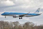 PH-EXD - KLM Cityhopper Embraer ERJ-190 (190-100) aircraft