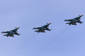 24 - Russia - Air Force Sukhoi Su-34