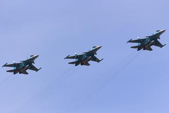 24 - Russia - Air Force Sukhoi Su-34