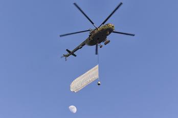 - - Russia - Air Force Mil Mi-8MT