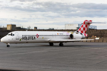 OH-BLI - Volotea Airlines Boeing 717