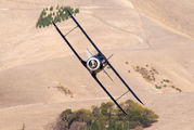 VH-UXP - Private Beechcraft 17 Staggerwing aircraft