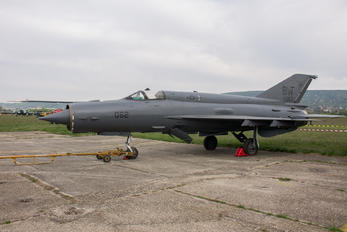 062 - Hungary - Air Force Mikoyan-Gurevich MiG-21bis