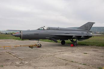 062 - Hungary - Air Force Mikoyan-Gurevich MiG-21bis