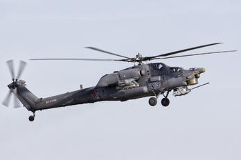 213 - Russia - Air Force Mil Mi-28