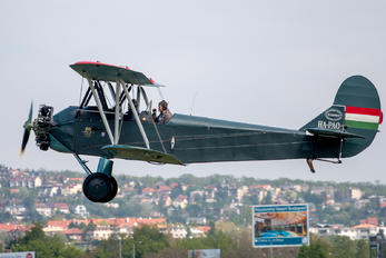 HA-PAO - Private Polikarpov PO-2 / CSS-13