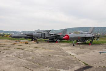 01 - Hungary - Air Force Mikoyan-Gurevich MiG-23MF