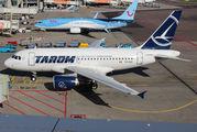 YR-ASA - Tarom Airbus A318 aircraft