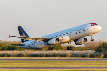 N564TA - TACA Airbus A321