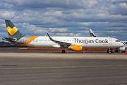 OY-TCE - Thomas Cook Scandinavia Airbus A321 aircraft
