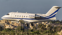 M-OCOM - Private Canadair CL-600 Challenger 604 aircraft