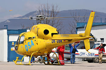 OK-DSN - DSA - Delta System Air Aerospatiale AS355 Ecureuil 2/ Twin Squirrel 2