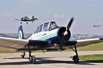 OM-ZNP - Aero Slovakia Zlín Aircraft Z-37A Čmelák
