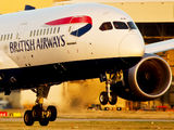 G-ZBJB - British Airways Boeing 787-8 Dreamliner aircraft