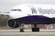G-OJMR - Monarch Airlines Airbus A300 aircraft