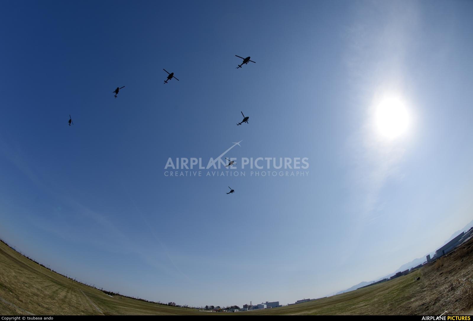Japan - Ground Self Defense Force 41930 aircraft at Sapporo - Okadama