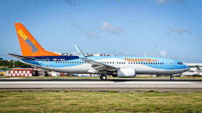 C-GDZE - Sunwing Airlines Boeing 737-800