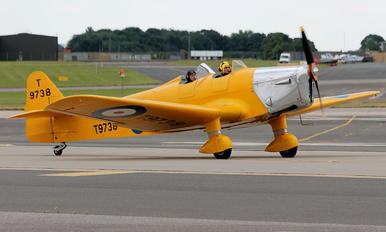 G-AKAT - Private Miles M.14A Hawk Trainer 3