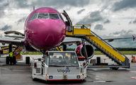 HA-LWQ - Wizz Air Airbus A320 aircraft