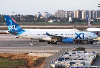 F-GRSQ - XL Airways France Airbus A330-200