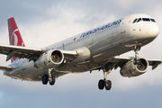 TC-JSH - Turkish Airlines Airbus A321 aircraft