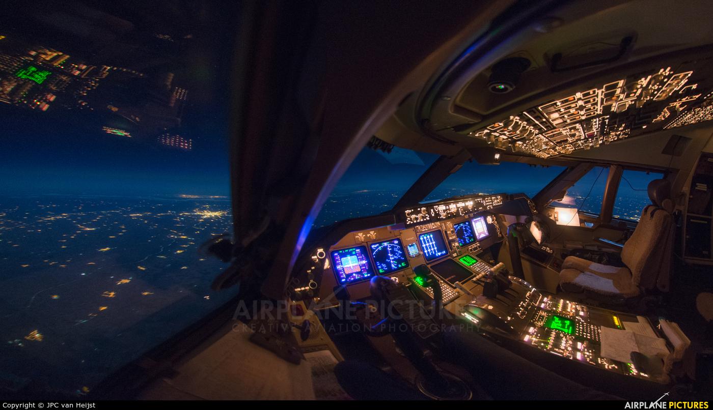 Cargolux LX-UCV aircraft at In Flight - Spain
