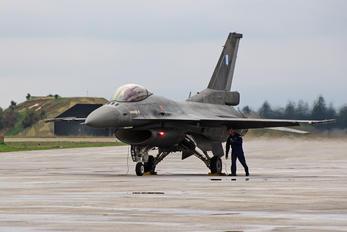 532 - Greece - Hellenic Air Force Lockheed Martin F-16C Fighting Falcon