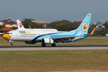 HS-DBK - Nok Air Boeing 737-800