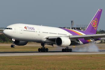 HS-TJB - Thai Airways Boeing 777-200