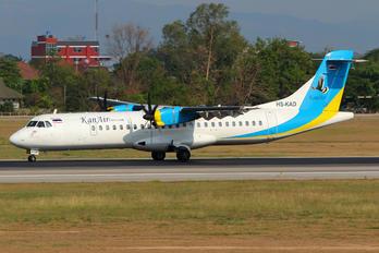 HS-KAD - Kan Air ATR 72 (all models)