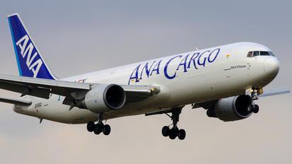 JA8362 - ANA - All Nippon Airways Boeing 767-300F