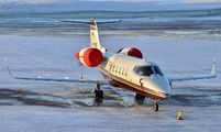 ES-PVS - Private Learjet 60 aircraft